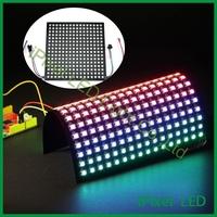 5050rgb bendable matrix- ws2812b led panel display