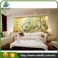 waterproof lucky jade wall art chinese