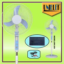 New products 220v AC power / solar power system power supply 16 inch 12v solar dc fan price