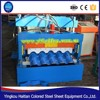 Alibaba Manufactures Steel Colored Step Glazed Roof Tiles Machine