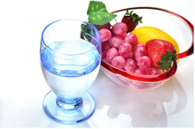 Haonai M-30384 soft drinking glass,wine glass