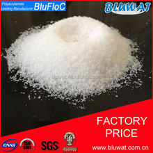 Powder Nonionic Polyacrylamide For Water Clarification, Paper Processing, Drilling, Textile and Sludge Dewatering Brazil