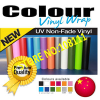 matte black car wrap vinyl roll film for mobile phone motorcycle wrapping , Auto accessory car stickers1.52*30m
