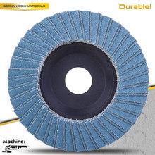 "4.5""x7/8 Zirc Flap Disc Grinding Wheels 100 grit T27 T29 flap wheels"