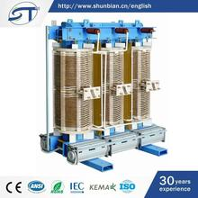 Two Winding Laminated Core 3 Phase Best Brand Dry Type Transformer 220V 24V 500W