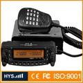 El vehículo de dos vías de radio tc-8900r de cuádruple banda de hf/vhf/uhf móvil de vehículos de dos vías de radio