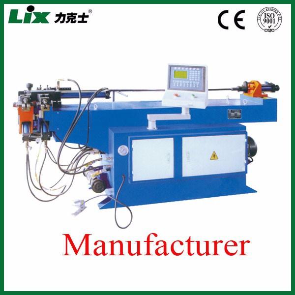 exhaust pipe bender machine