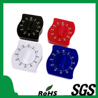 Good Appearance Irregular Geometric New Household Plastic Products Kitchen Clock Timer