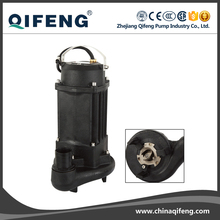 Electric vertical cutter submersible water pump with float (CE)
