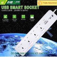 Multifunction outlet 250V 15 Amp Power Socket For UAE Market