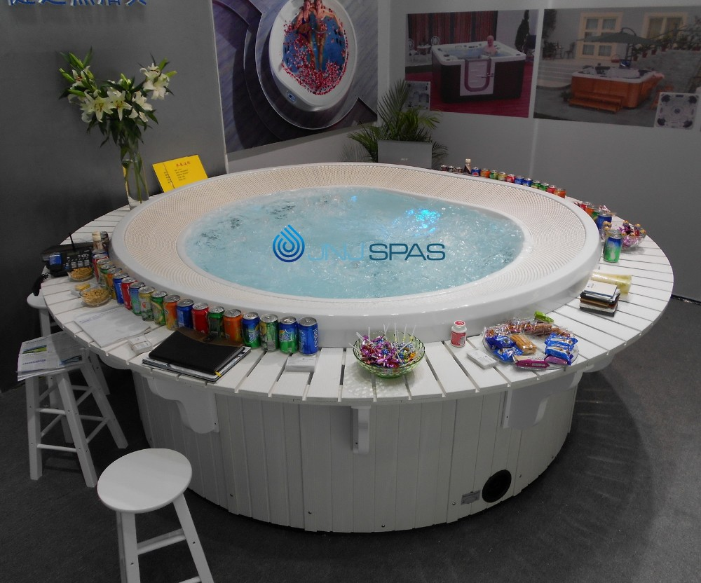 new commercial spa round outdoor whirlpool spa buy spa. Black Bedroom Furniture Sets. Home Design Ideas