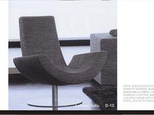 luxry fabric lounge sofa chair modern single seater sofa chair