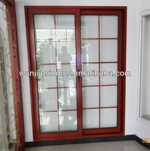 Hot sale Durable hook lock sliding door