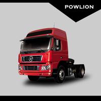 DY Tractor truck lightweight (CGC4181) 4x2 (290hp)