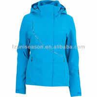 Women snowboard ski jacket