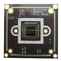 HD 1200TVL CCTV CMOS Camera Board OSD Menu Support UTC Control Hikvision Analogy cctv camera