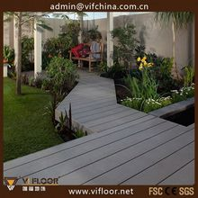 Weather-resistant Green Material WPC Decking For Building
