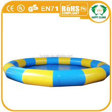 HI Summer Games large inflatable pool, inflatable swimming pool