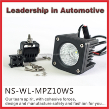 10W super brightness Motorcycle led off road driving light