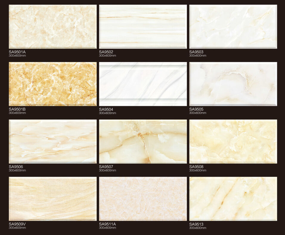 White Ceramic Tiles 300x600 Wall Tiles Tile For Exterior Wall - Buy ...
