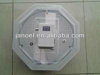 janoel high quality egg incubator JN2-60 mini semi incubator family incubator