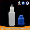 Sterile Eyedrop Bottle, E Liquid dropper bottle, child proof dropper bottle