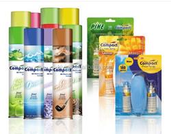 Air freshners 300ml car room air freshener