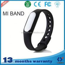 waterproof Colorful Xiaomi Mi Band bracelet Bluetooth 4.0 Smart Band