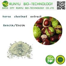 98% escin Horse chestnut extract escin