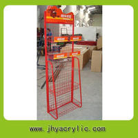 Most popular promotional wire rack/stainless steel wire mesh grid rack