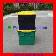Attach Lids Solid Plastic Box for Documents