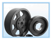 Custom high quality cheap taper sleeve pulley