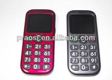 big keypad bar mobile phones for elderly, sos call mobile telephone