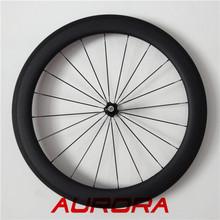 60C 23mm bicicletas de carretera de fibra de carbono para la venta,piezas de la bicicleta de fibra de carbono,aero-ruedas