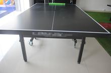Luminoso ping pong / tenis de mesa / mesa de equipo de tenis