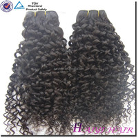 """20"""" full lace 7A Virgin Brazilian 7A Human Hair wigkinky curly Brazilian remy 7A Human Hair extension/we"""