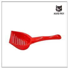 premium pet products high quality plastic litter scoop for cat poop