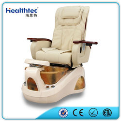 Healthtec auto used nail salon equipment for sale spa chair