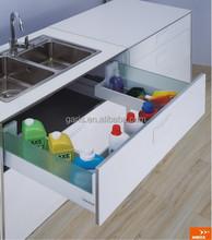 sink conbinet drawer silde system