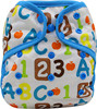 Ohbabyka Colorful Modern Cloth Nappies one size adjustable Reusable diaper cover pattern