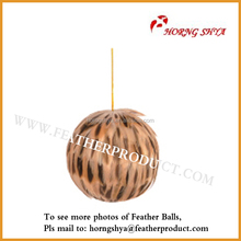 Feather Decorative Balls For Home Decoration