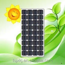 Factory Price Mono PV Module 80w folding solar panel with CE, ISO, TUV, CEC certificates