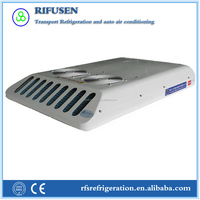 Roof mounted air conditioner AC11 for van with large cooling air volume and low noise