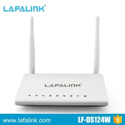DS124W 300Mbps Wireless N ADSL2/2+ Modem Router