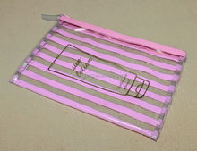 pvc bag/ colored pvc bag with clear handle/ shopping plastic pvc bags