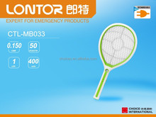 LONTOR new arrival rechargeable electronic mosquito bat