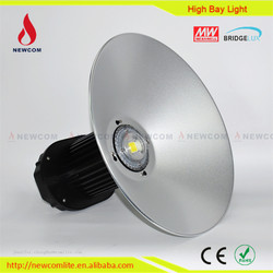 Bridgelux 45mil Chip Meanwell Driver Super Industrial Cob Integrated 100w Led High Bay Light With Ce,Rohs