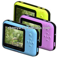"""2.4"""" TFT screen Support Games,Camera,SD/MMC Card Mp4 Player Games Free Download"""