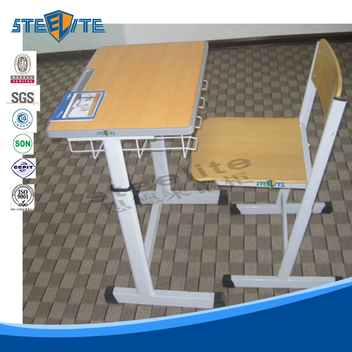 Luoyang steelite table and chair set reading table design for Reading table design