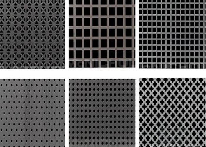 Перфорированные металлические сетки информации оцинкованной ГОРЯЧИМ SHLE